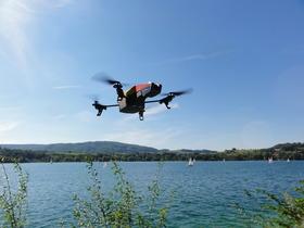 Panel parrot ar.drone 2